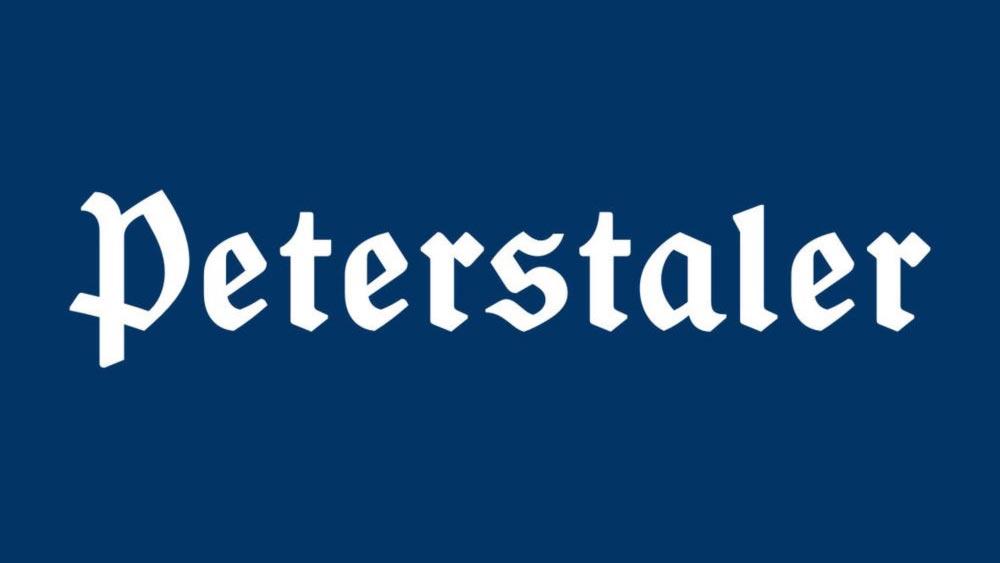 Peterstaler Logo - Getränke Sponsor MSC Berghaupten