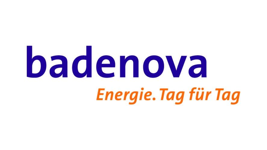 Badenova Logo - Sponsor MSC Berghaupten