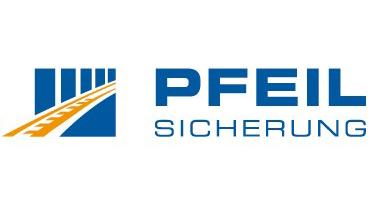 Pfeil Sicherung Logo - Sponsor MSC Berghaupten