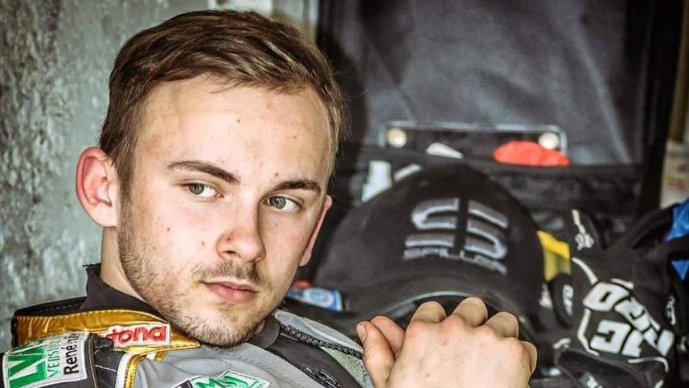 Speedwayfahrer Ethan Spiller