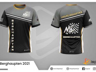 Neue Vereinskleidung